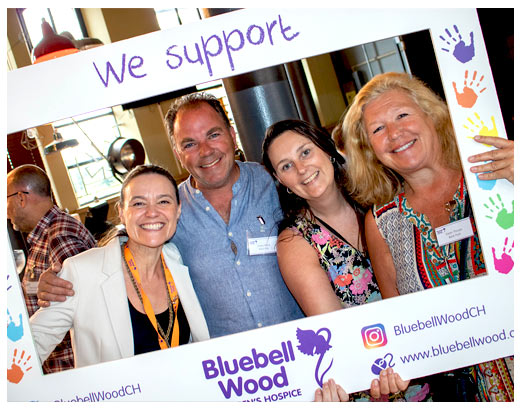 Bank Park Supporting Bluebell Wood